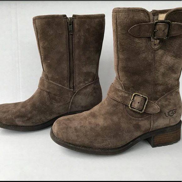 4bee47c594c UGG 1006042 Che Chaney Women's Leather Boots